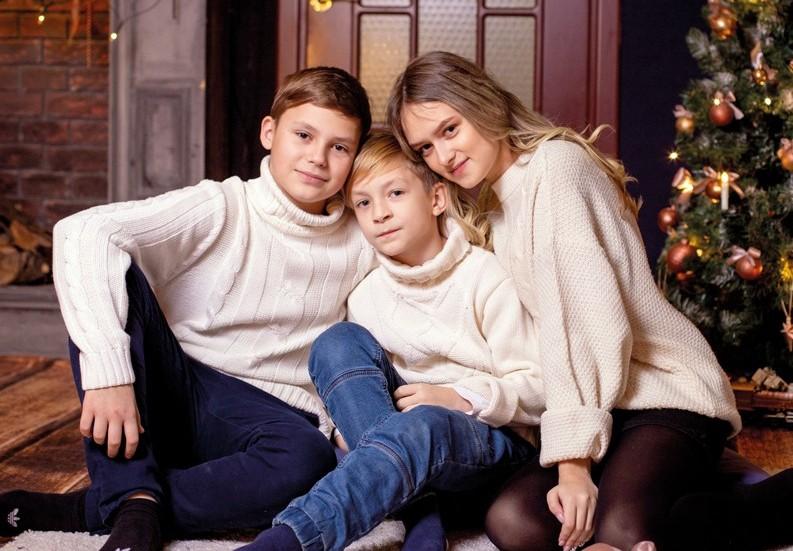 Надежда Казанцева: Мои дети – мое вдохновение