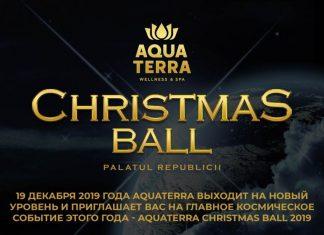 Aquaterra Christmas Ball 2019